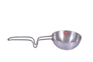 A-06-Tadka bati with steel handle 1